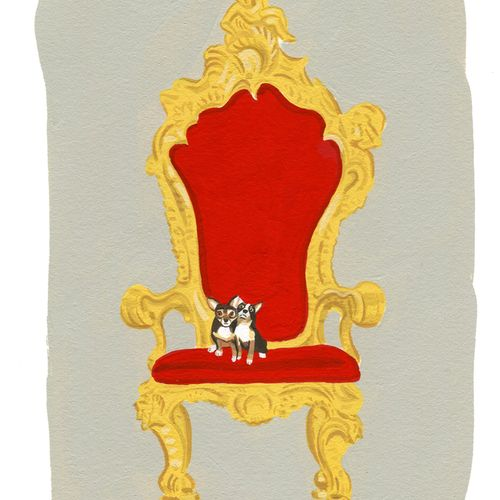 Throne Dogs